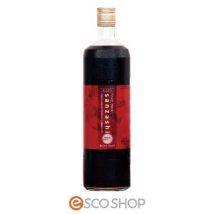 フルーツハーブ さんざしドリンク 900mL (サンザシ 山査子 飲料 ポリフェノール クエン酸 冷え性 抗酸化 エイジング)|escoshop