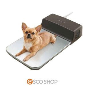 ペット用 冷暖マット PL-PT40D-T(暖房 冷房 あったかい シート いぬ 犬 イヌ ねこ 猫 ネコ ペット用SHARP シャープ)(送料無料)|escoshop