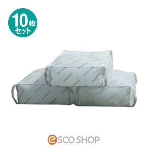 【在庫処分】土のう 袋 スーパーダッシュバッグ 10枚入(土のいらない 防災グッズ 非常用 災害用 水害対策 洪水対策)(送料無料)|escoshop