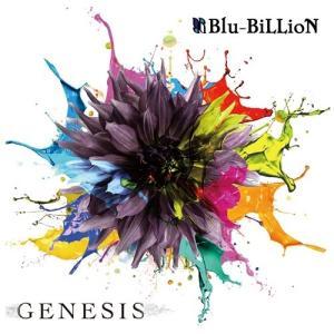 BLU-BILLION GENESIS 通常盤 の商品画像|ナビ