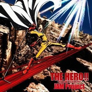 JAM Project/THE HERO!! 〜怒れる拳に火をつけろ〜《アニメ盤》 【CD】|ハピネットオンラインPayPayモール