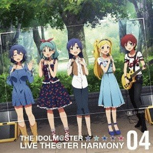 エターナルハーモニー/THE IDOLM@STER LIVE THE@TER HARMONY 04 【CD】|esdigital