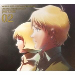 服部隆之/機動戦士ガンダム THE ORIGIN ORIGINAL SOUND TRACKS portrait 02 【CD】|esdigital
