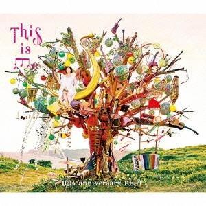 絢香/THIS IS ME〜絢香 10th anniversary BEST〜 (初回限定) 【CD...
