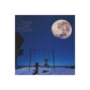 THE SQUARE/STARS AND THE MOON 【CD】