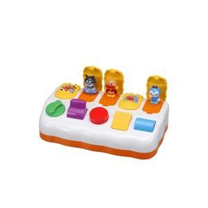 ベビラボ アンパンマン ひらいてぴょこん! おもちゃ こども 子供 知育 勉強 ベビー 1歳|esdigital