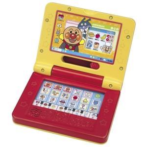 ラッピング対応可◆アンパンマン パソコンだいすきミニ  クリスマスプレゼント おもちゃ こども 子供...