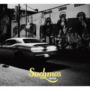 Suchmos/THE KIDS《通常盤》 【CD】の関連商品6