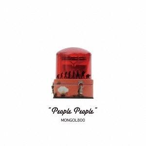 MONGOL800/People People 【CD】...