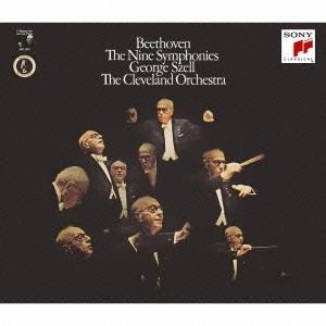 ジョージ・セル/ベートーヴェン:交響曲全集《完全生産限定盤》 (初回限定) 【CD】|esdigital