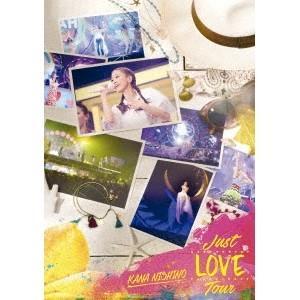 西野カナ/Just LOVE Tour《通常版》 【DVD】|esdigital