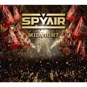 SPYAIR/MIDNIGHT 【CD】の商品画像