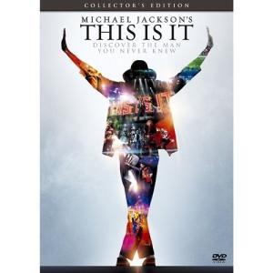 マイケル・ジャクソン THIS IS IT コレクターズ・エディション 【DVD】|esdigital