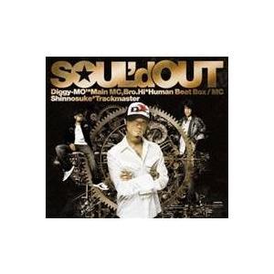 SOUL'd OUT/ATTITUDE 【CD】|esdigital