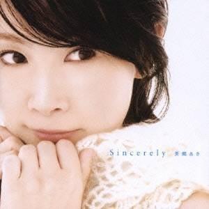 美郷あき/Sincerely 【CD】