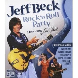 ジェフ・ベック JEFF BECK ライヴ・アット・イリディウム~レス・ポール・トリビュート BLU-RAY の商品画像|ナビ