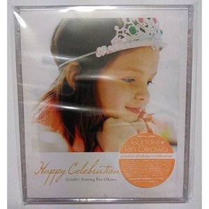 Q;indivi Starring Rin Oikawa/Happy Celebration 【CD】