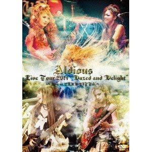 Aldious Live Tour 2014 Dazed and Delight 〜Live at CLUB CITTA'〜 DVD の商品画像|ナビ