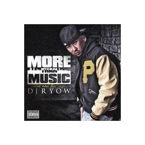 DJ RYOW/MORE THAN MUSIC 【CD】