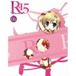 R-15 第6巻 Blu-ray Disc