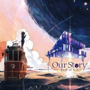 V.K/Our Story BEST OF V.K 【CD】