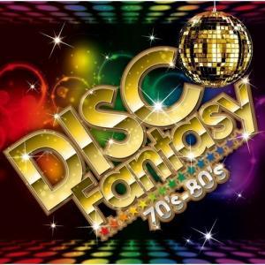 (V.A.)/ディスコ・ファンタジー 70's-80's 【CD】