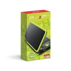 3DS Newニンテンドー2DS LL ブラック×ライム|esdigital
