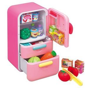 じょうずに収納冷蔵庫セット おもちゃ こども 子供 女の子 ままごと ごっこ 3歳