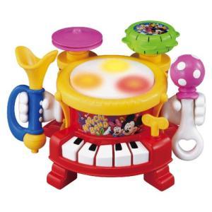 リズムあそびいっぱいマジカルバンド  おもちゃ こども 子供 知育 勉強 クリスマス プレゼント 1歳 その他ディズニーキャラ|esdigital