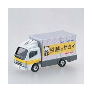 トミカ 029 三菱キャンター 引越のサカイ おもちゃ こども 子供 男の子 ミニカー 車 くるま 3歳