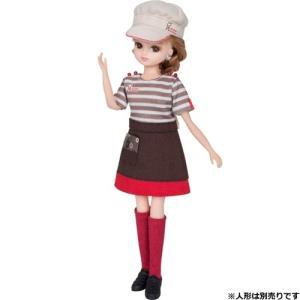種別:おもちゃ 発売日:2015/04/18 説明:ミスタードーナツショップの店員さんドレスセットで...