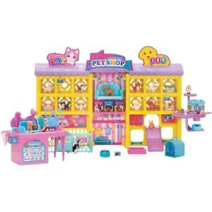 リカちゃん わんにゃんトリマー にぎやかペットショップ  おもちゃ こども 子供 女の子 人形遊び ...