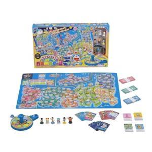 ラッピング対応可◆どこでもドラえもん 日本旅行ゲーム5  クリスマスプレゼント おもちゃ こども 子供 パーティ ゲーム 5歳