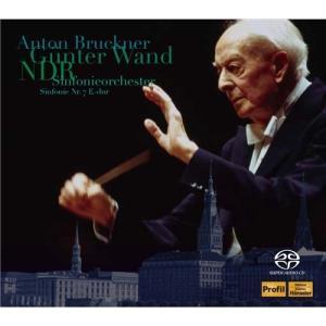 北ドイツ放送交響楽団/ヴァント(指揮)<SACD>/ブルックナー : 交響曲 第7番 ホ長調 WAB 107 (ハースによる原典版) 【CD】|esdigital
