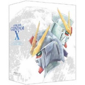 機動新世紀ガンダムX Blu-rayメモリアルボックス (期間限定) 【Blu-ray】