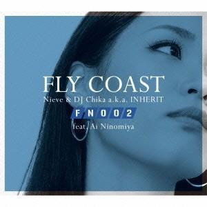 フライ・コースト feat.アイ・ニノミヤ/Flight Number 002 【CD】 ハピネットオンラインPayPayモール