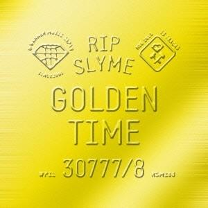 RIP SLYME/GOLDEN TIME (初回限定) 【CD+DVD】|esdigital