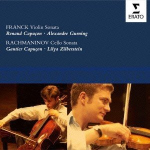 (クラシック)/フランク:ヴァイオリン・ソナタ ラフマニノフ:チェロ・ソナタ 【CD】|esdigital
