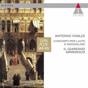 イル・ジャルディーノ・アルモニコ/ヴィヴァルディ:リュート&マンドリンのための協奏曲集 【CD】