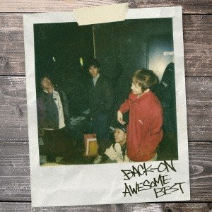 BACK-ON/AWESOME BEST 【CD+DVD】