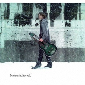 T-cophony solitary walk CD の商品画像