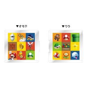 Switch Nintendo Switch専用カードポケット24 スーパーマリオ esdigital