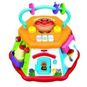 アンパンマン おおきなよくばりボックス  おもちゃ こども 子供 知育 勉強 ベビー 0歳10ヶ月|esdigital