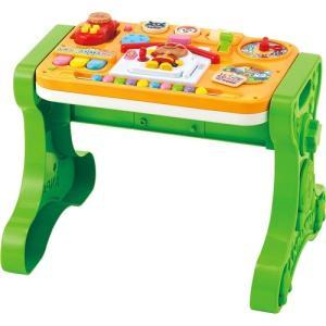 アンパンマン よくばりテーブルおもちゃ こども 子供 知育 勉強 ベビー 0歳6ヶ月