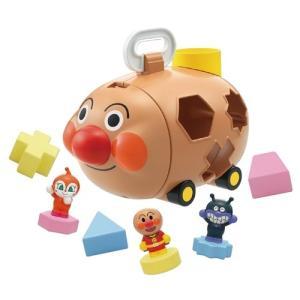ラッピング対応可◆アンパンマン アンパンマンごうやわらかパズル  クリスマスプレゼント おもちゃ こ...