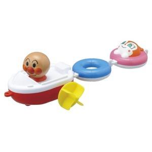 アンパンマン つなげてあそぼう!なかよしボート  おもちゃ こども 子供 知育 勉強 3歳