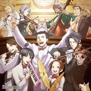 (ゲーム・ミュージック)/逆転裁判 MEETS AGAIN 〜オーケストラ&ジャズ〜 【CD】 esdigital