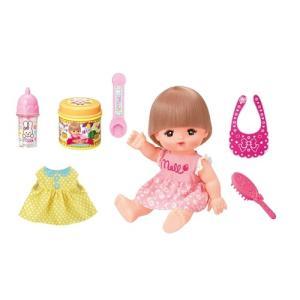 メルちゃん おしょくじ&おせわセット(人形付きセット)  おもちゃ こども 子供 女の子 人形遊び ...