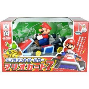 ラッピング対応可◆R/C マリオカート7 マリオ おもちゃ こども 子供 ラジコン 6歳 スーパーマリオブラザーズ