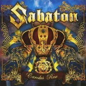 サバトン/カロロス・レックス 【CD】|esdigital